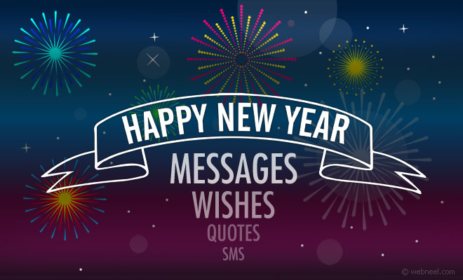 30 Best New Year Greeting Cards Messages - New Year wishes and Quotes