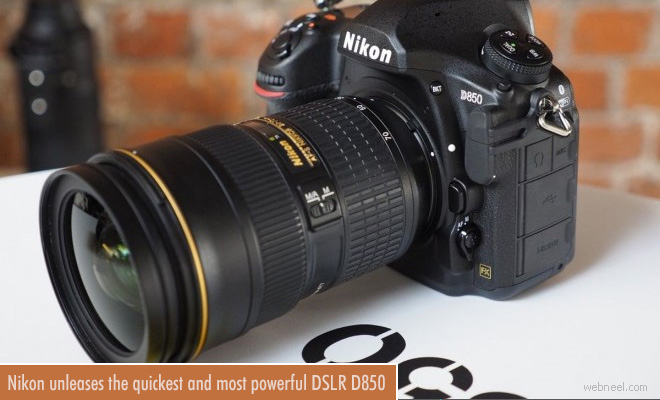 Nikon unleashes the quickest and most powerful DSLR D850 - camera review