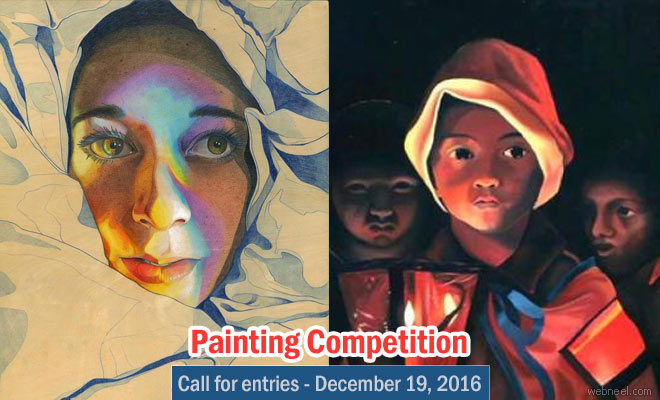 Art Competition - Emotion and Energy Of Color - Dec 19 2016 | win $8,125