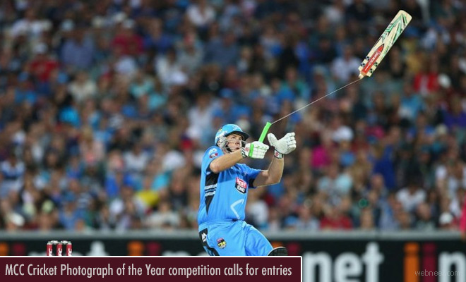 MCC Cricket Photograph of the Year competition - entries by 5 Jan 2018