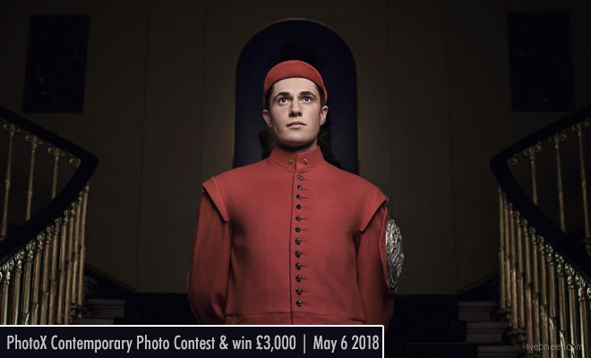 PhotoX contemporary Photography Contest - Win £3,000 May 6 2018