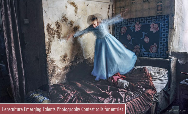 Lensculture Emerging Talents Photography Contest - entries before 17 October 2017