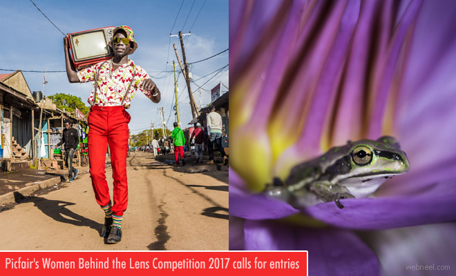 Picfair Women Behind the Lens Competition calls for entries - 26 Nov 2017
