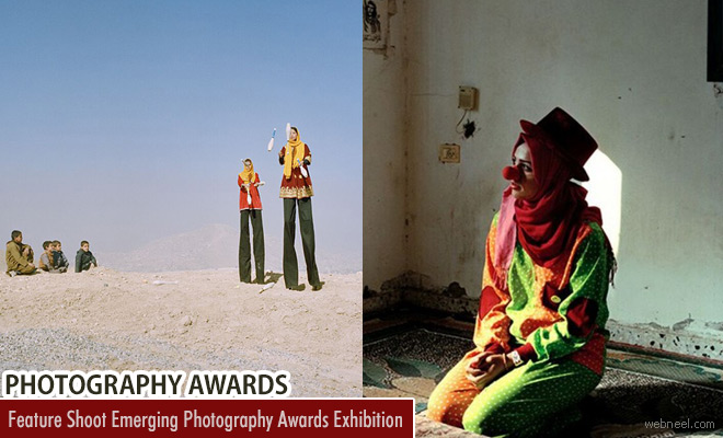 Feature Shoot Emerging Photography Awards Exhibition - July 13 -29 2017