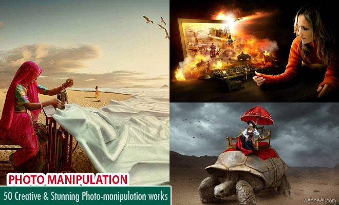 50 Creative Photo manipulation works by Indian Artist Anil Saxena
