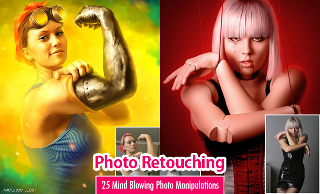 25 Mind Blowing Photo Manipulations and Retouching works by Michael Oswald