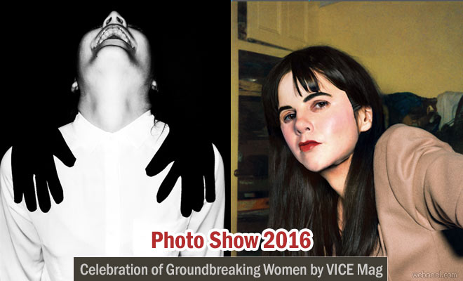 Photo Show 2016 - A Celebration of Groundbreaking Women by VICE Magazine