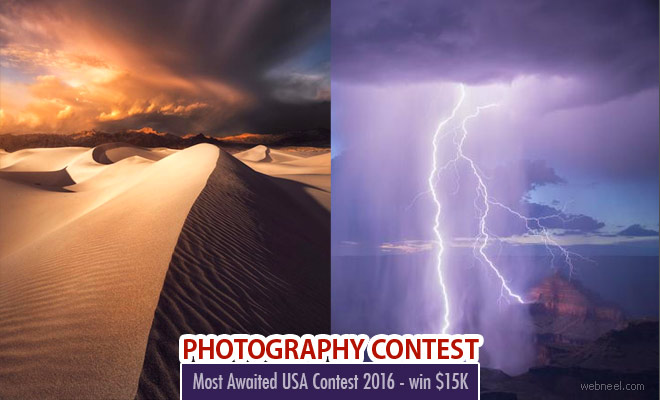 Most Awaited USA Landscape Photography contest 2016 - win $15K