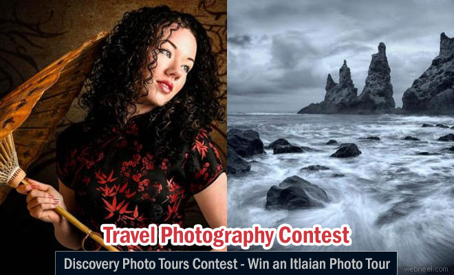 Win $6495 by submitting your best photographs from your travel around the world