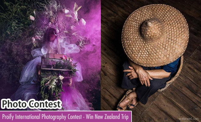 Proify International Photography Contest - Win New Zealand Trip | Dec 2017