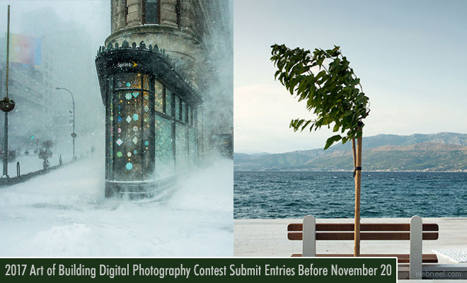 Digital Photography Contest - 2017 The Art of Building is Open for Entries