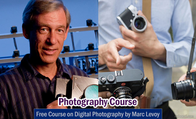 Free Training Course on Digital Photography by Marc Levoy