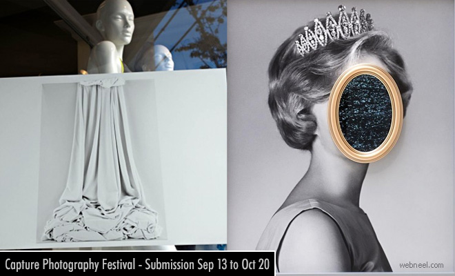 Capture Photography Festival at Vancouver - Submissions open Sep 13 to Oct 20