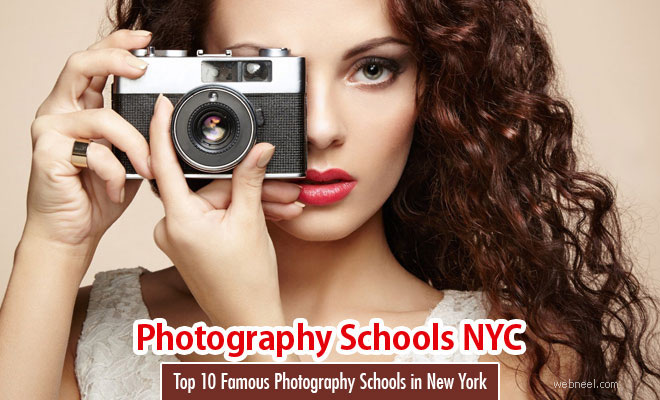 Top 10 Famous Photography Schools in New York - Photography Classes NYC