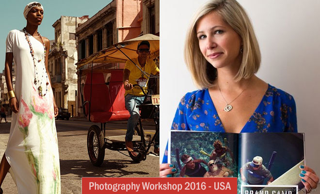 Learn From the Masters - Stand Out Photography Workshops