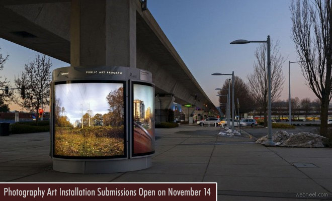 Capture Photography Festival invites Public Art Installations for Kind Edward Canada Line Station