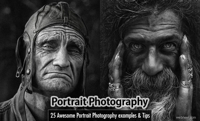 25 Awesome Portrait Photography examples and Tips for beginners