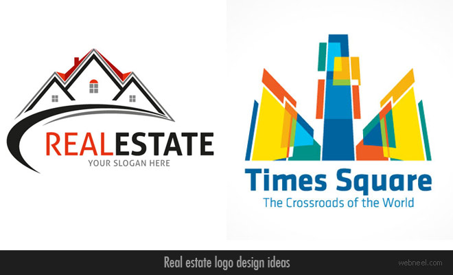 Real Estate Logo Designs