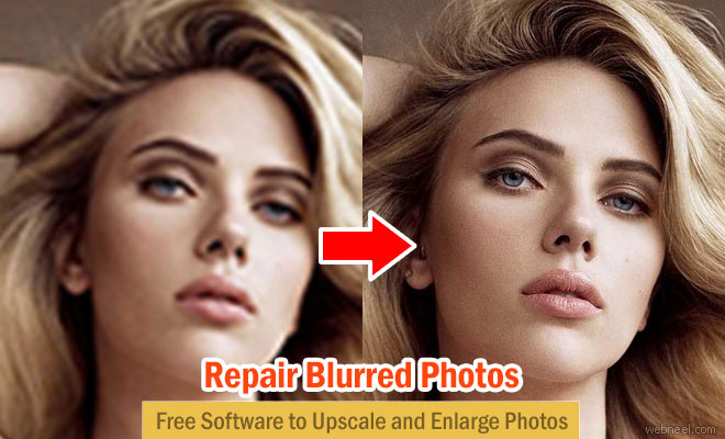Free Software to Upscale and Enlarge Photos - A Sharper Scaling