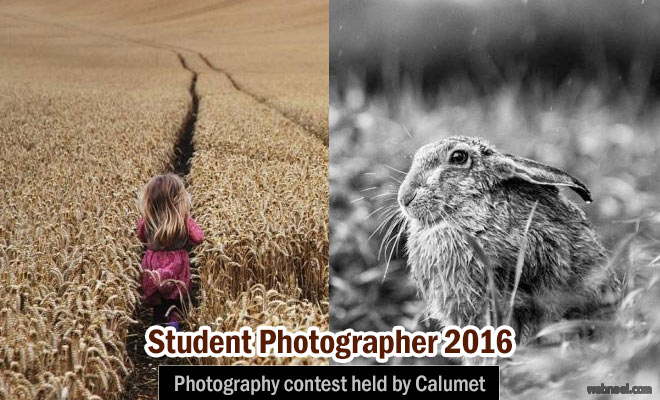 Student Photographer of the Year 2016 - Photography contest to win exciting prizes