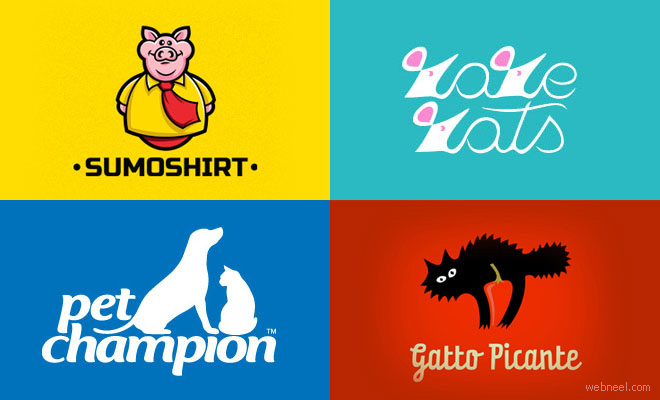 40 Brilliant Animal Logo design examples for your inspiration