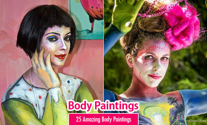 BodyPainting Art