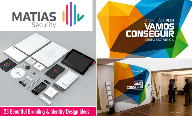 25 Beautiful Branding And Identity Design Ideas Part 2