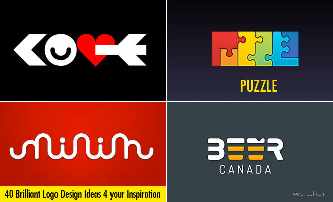 40 Most Brilliant Logo Design Ideas for your inspiration
