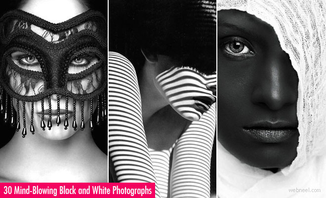 30 Mind-Blowing Black and White Photography examples