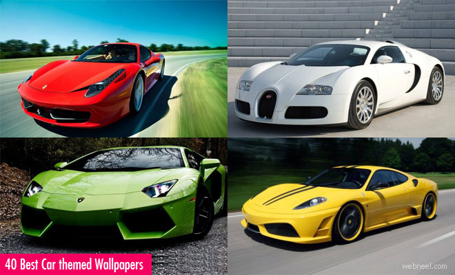 Best And Beautiful Car Wallpapers For Your Desktop - Cool cars photos download