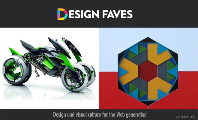 DesignFaves.com - Design and visual culture for the Web generation