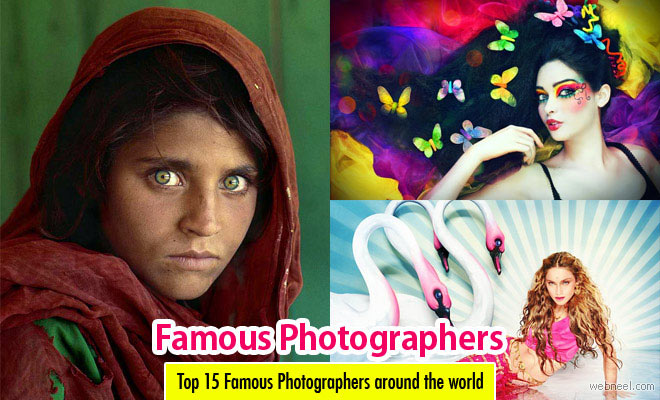 Top 15 Famous Photographers around the world and their photos