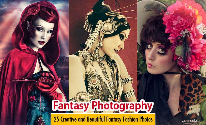25 Creative and Hot Fantasy Photography examples by Jaime Ibarra