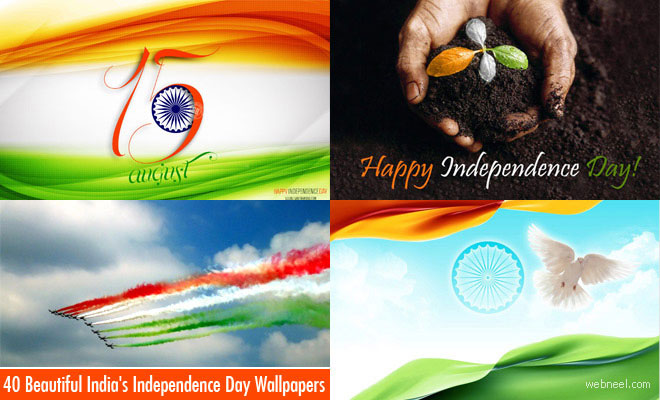 40 Beautiful Indian Independence Day Wallpapers and Greeting cards - part 2