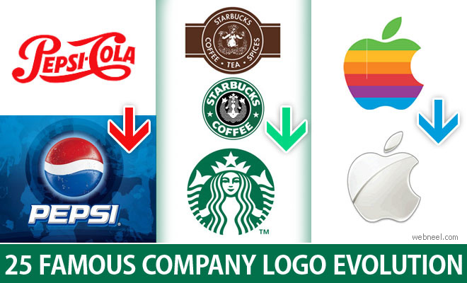 Related keywords suggestions for most famous company logos Branding and logo design companies