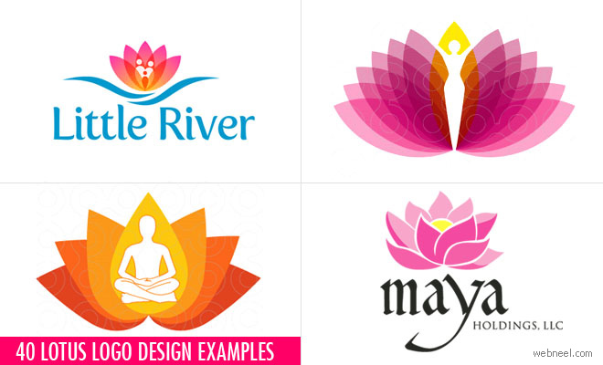 Lotus Logo Designs