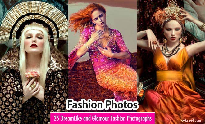 Dreamlike Fashion Photography