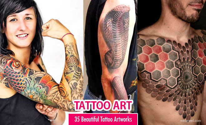 60 Beautiful Tattoo Designs and Tattoo Art Ideas for your inspiration - part 3