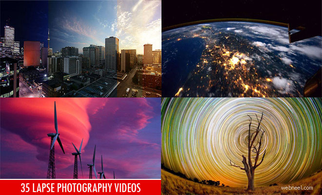 35 Magnificent Time Lapse Videos for your inspiration