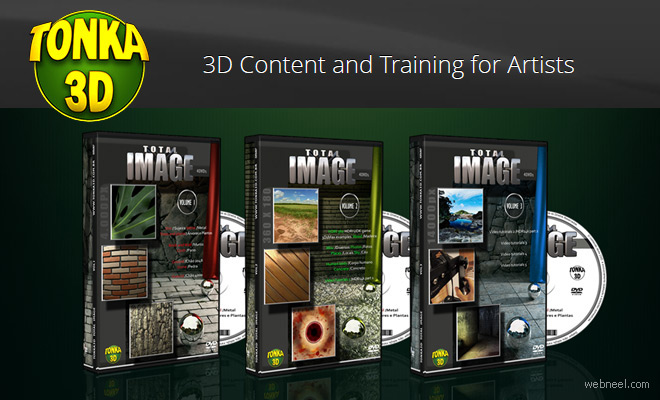 Best High Quality CG Textures, 3ds Max Materials and Training Videos