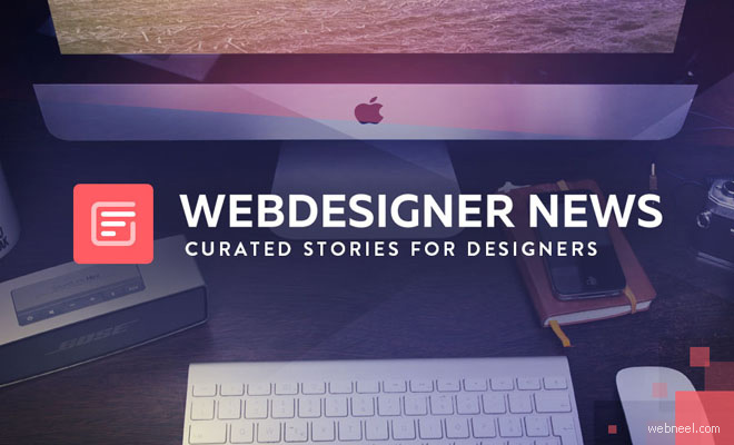 Webdesigner News - Curated Stories for Designers