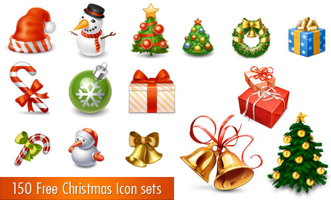 Christmas Icon Design