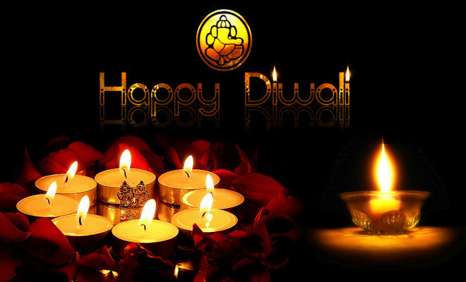 20 Inspiring Diwali Greetings card background collection