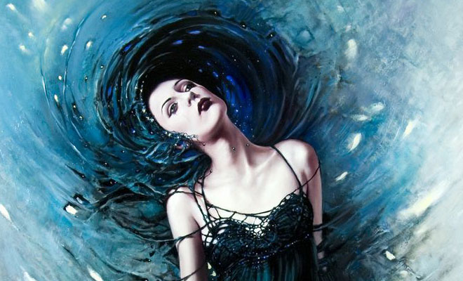 Fashion Cycle - Paintings by Artist Karol Bak - 2