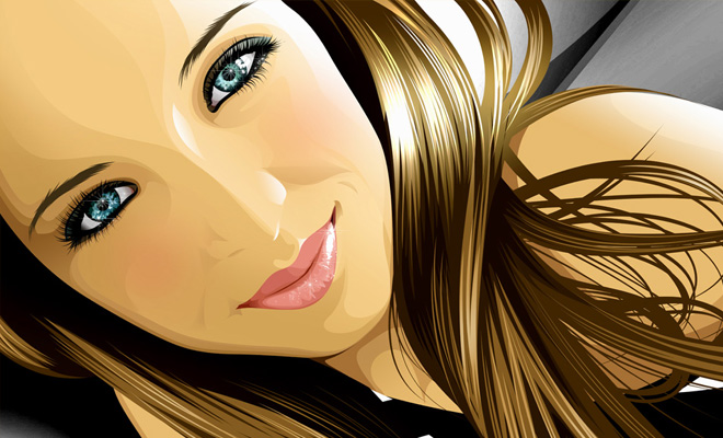 Stunning Vector Illustrations - Adobe illustrator