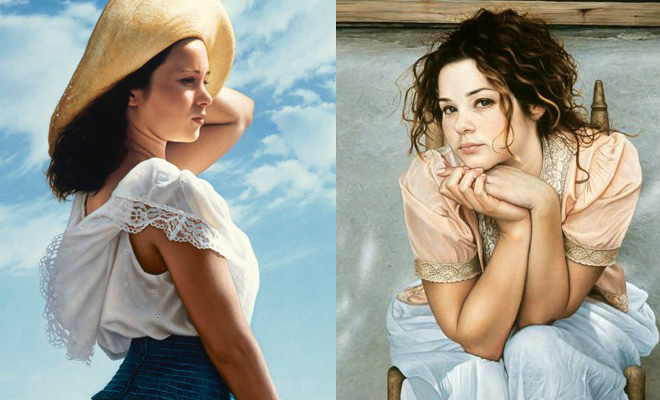 Mind Blowing Oil Paintings - by Artist Duffy Sheridan