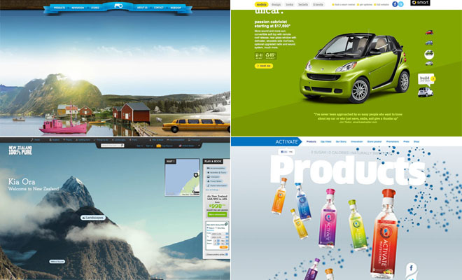 15 Beautiful Parallax Scrolling Website Designs for your inspiration
