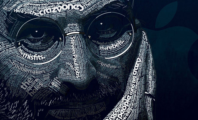 20 Beautiful and Creative Typography Portraits Designs for your inspiration