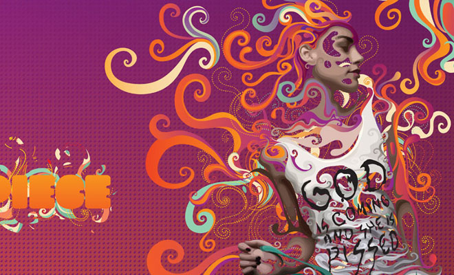 Vector Illustrations for Fashion Magazine - Artist Alessandro Pautasso