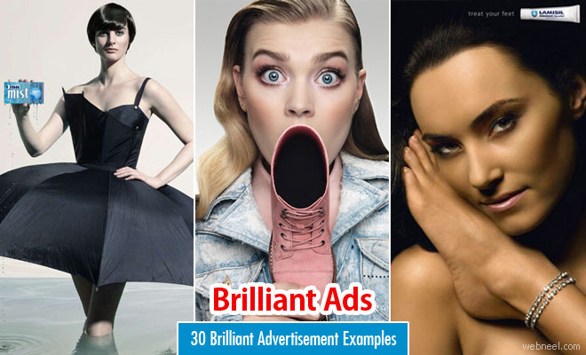 30 Brilliant Advertisement Examples Around the World for your inspiration